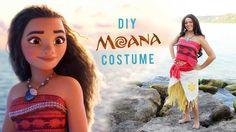 DIY DISNEY\'S MOANA COSTUME | THE SORRY GIRLS