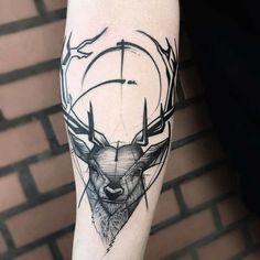 Wonderful Sketch Style Tattoos Design by Frank Carrilho Beautiful Tattoos Design with Sketch Style by Frank Carrilho