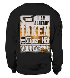 Volleyball  Guy Long Sleeve  Funny Volleyball T-shirt, Best Volleyball T-shirt