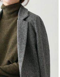 Cashmere and tweed...