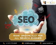 NexBit is a top-notch SEO Company and agency in Indianapolis. We provide complete SEO Services in Indiana like profitable keyword search, on-page and off-page All Search Engines, Best Seo Services, Seo Agency, Seo Company, Competition, Website, Google Search, Top, Crop Shirt