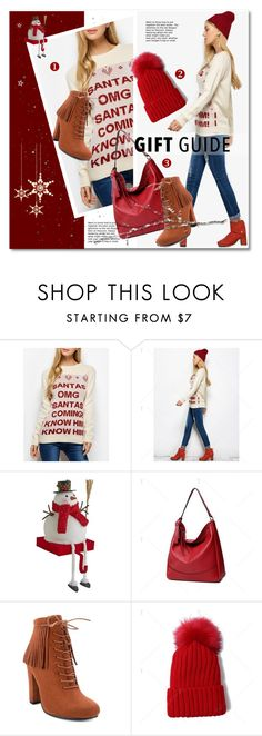 """Gift Guide: Besties"" by svijetlana ❤ liked on Polyvore featuring besties"