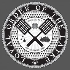 Loyal Order of the Latke emblem