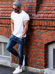 6 Playful Tips AND Tricks: Urban Fashion Plus Size Shirts urban wear summer outfit ideas.Urban Wear For Men Shirts urban wear streetwear men. Men Looks, Mode Outfits, Casual Outfits, Stylish Men, Men Casual, Casual Styles, White Casual, Mode Swag, Look Man
