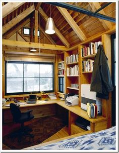 1000 images about shed office on pinterest sheds for Garden office interiors