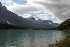 BANFF NATIONAL PARK, CANADA Banff National Park is Canada's oldest national park with numerous glaciers and ice fields, dense coniferous forest, and alpine landscapes.