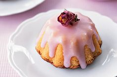 middle eastern rosewater cakes recipe