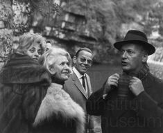 Nachlass Curd Jürgens   Curd Jürgens privat, Ende 1950er Jahre
