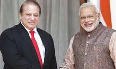 279 NEWZ: Modi meets Sharif in Ufa