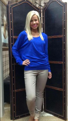 Michael stars top with true religion silver wax skinny jeans! Shop Ciao Bella!