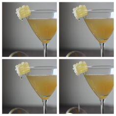 Something To Snack On   Beehive Cocktail