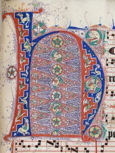 Titel :Hymnarium cisterciense Sammelhandschrift - Lichtenthal 141 Erschienen Oberrhein, [1. Hälfte des 14. Jh.] Online-Ausg. Karlsruhe : Badische Landesbibliothek, 2013 Umfang 193 Bl. ; 41,5 x 30,5 cm