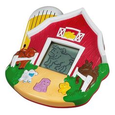 Electronic Handheld Old McDonald's Farm -- This is an Amazon Affiliate link. Check this awesome product by going to the link at the image.
