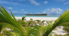 Cookinsaaret - paratiisi maailman laidalla