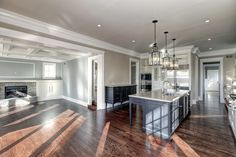 Custom Home Gallery of Washington DC Area Homes |Crestwood Homes