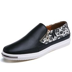 38602d4197c Aliexpress.com   Buy Superestrella Casual Shoes Hombre 2016 Spring Zapatos New  Fashion Scarpe Man Designer Leather Loafers Size 38 to 44 Black Brown from  ...