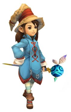 Final Fantasy Crystal Chronicles - Wizard