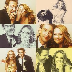 john krasinski & jenna fischer, why can't you be together in real life?!