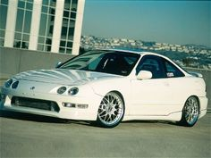 The car to have in high school. I didn't have one. 2000 Acura Integra GS-R.