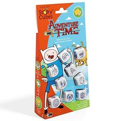 Rory's Store Cubes: Adventure Time Dice Game Set