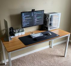 I've cleaned up a bit and added code to make me look more productive : battlestations