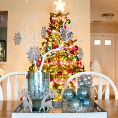 Learn how to make tomato cage Christmas trees with this step by step tutorial. Detailed instructions so you can create your own tomato cage Christmas trees.
