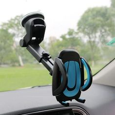 Car Phone Holder Gps Accessories Suction Cup Cell Phone Retractable Mount Stand Regular price $11.99