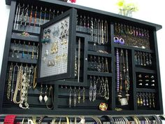 Hey, I found this really awesome Etsy listing at https://www.etsy.com/listing/187520870/large-dorm-room-jewelry-organizer