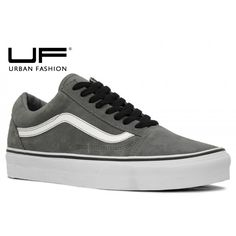 Vans Old Skool Suede Grey