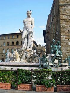 Il Nettuno, Piazza dela Signoria, Florence