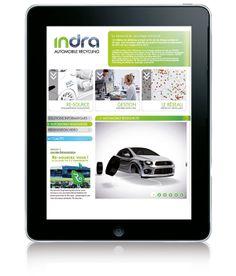 INDRA WebDesign 2012©markcom