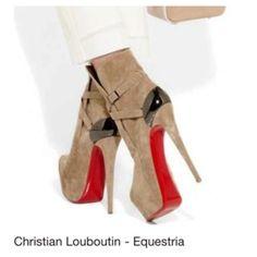 Christian Louboutin!