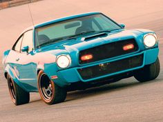 1976 ford mustang gt500