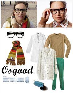 Osgood cosplay ideas