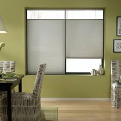 Silver 64-64.5-inch Cordless Top Down Bottom Up Cellular Shades (64 1/2W x 78H Silver) (Polyester)