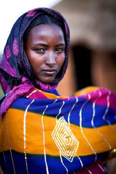 beauty from Somalia