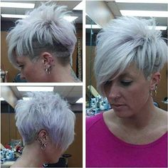 25 Best Haircuts for Short Hair | http://www.short-hairstyles.co/25-best-haircuts-for-short-hair.html