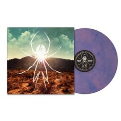 My Chemical Romance - Danger Days - Vinyl LP Purple Swirl #AlternativeIndieEmo