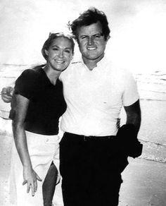 Edward and Joan Kennedy