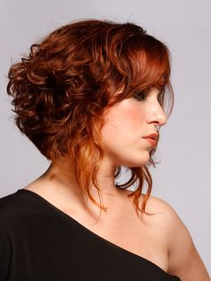 Jen #bright orange hair