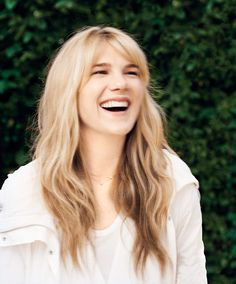 Lily Rabe for Aritzia