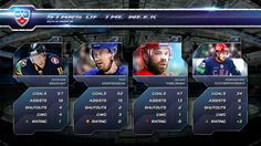 KHL PLAYOFFS by Vitaly Cherkasov, via Behance