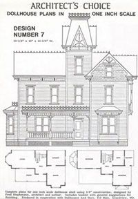 1000+ images about Dollhouse Plans on Pinterest | Doll House Plans, Dollhouses and Doll Houses