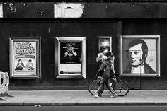 https://flic.kr/p/PMpwzM | Poster Boys | Glasgow. 03.12.2016 Leica M7; 50mm APO-Summicron; HP5; Rodinal