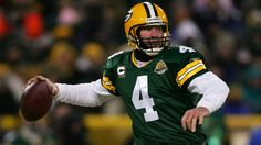 Seven stats that put Brett Favre in a class of his own