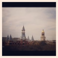 Just can't get enough of Baylor's skyline! #SicEm
