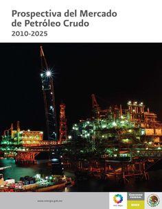Prospectiva del Mercado de Petróleo Crudo 2010-2025
