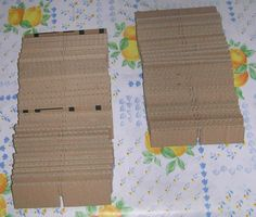 null Cardboard Box Diy, Cardboard Recycling, Cardboard Furniture, Cardboard Picture Frames, Carton Diy, Diy And Crafts, Paper Crafts, Diy Box, Craft Videos