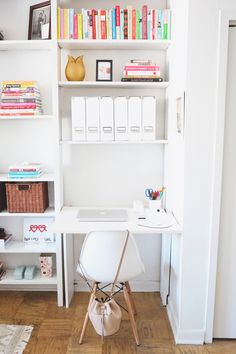Photography: Hannah Hudson Photography - www.hannahhudsonphotography.com  Read More: http://www.stylemepretty.com/living/2015/04/02/poor-little-it-girl-home-tour/