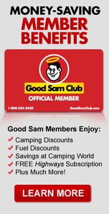 Good Sam RV Club – RV Camping Discounts